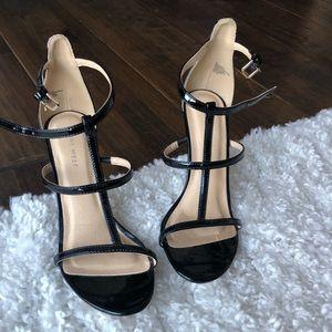 Nine West New Black Sandals (never been worn)